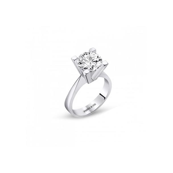 2,50 CT SOLITAIRE DIAMOND RING